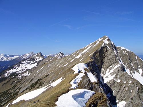Foto: vince 51 / Wandertour / Von Wengle auf den Plattberg / 30.04.2007 23:38:11
