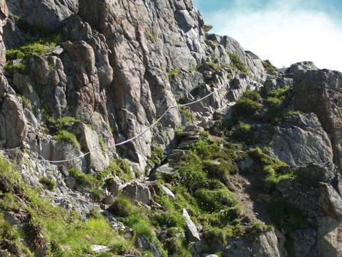 Foto: vince 51 / Wander Tour / Von Mandarfen auf den Brandkogel / am Cottbuser Höhenweg / 03.05.2007 21:18:35