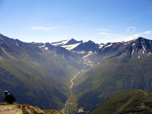Foto: vince 51 / Wander Tour / Von Mandarfen auf den Brandkogel / 03.05.2007 21:17:46