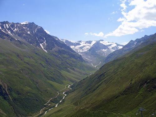 Foto: vince 51 / Wander Tour / Von Mandarfen auf den Brandkogel / Taschachtal / 03.05.2007 21:13:48