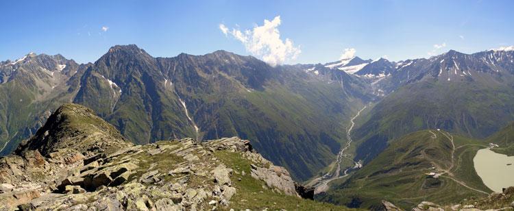 Foto: vince 51 / Wander Tour / Von Mandarfen auf den Brandkogel / 03.05.2007 21:13:09