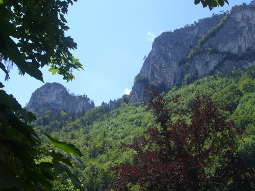 Foto: max1005 / Wander Tour / Auf den Kleinen und Großen Barmstein / Kleiner und Großer Barmstein von Kaltenhausen aus betrachtet / 17.06.2007 12:19:00