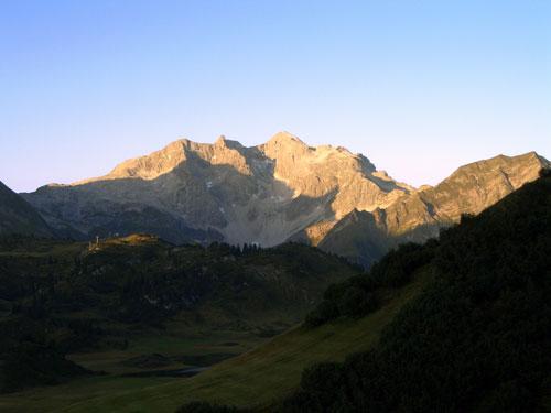 Foto: vince 51 / Wander Tour / Von Hochkrumbach auf den Grossen Widderstein / 04.05.2007 22:44:01