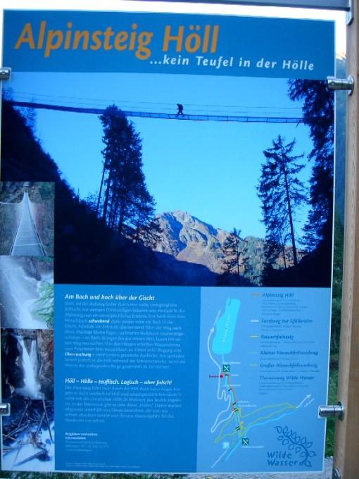 Foto: Manfred Karl / Wander Tour / Alpinsteig Höll / 05.05.2007 20:37:09