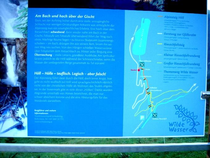 Foto: Manfred Karl / Wander Tour / Alpinsteig Höll / 05.05.2007 20:34:36