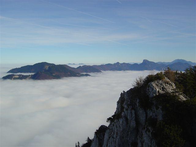 Foto: Alpinfreunde / Wandertour / Von Gmunden auf den Zwillingskogel / 06.05.2007 06:40:22
