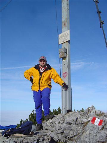 Foto: Alpinfreunde / Wandertour / Von Gmunden auf den Zwillingskogel / 06.05.2007 06:40:27