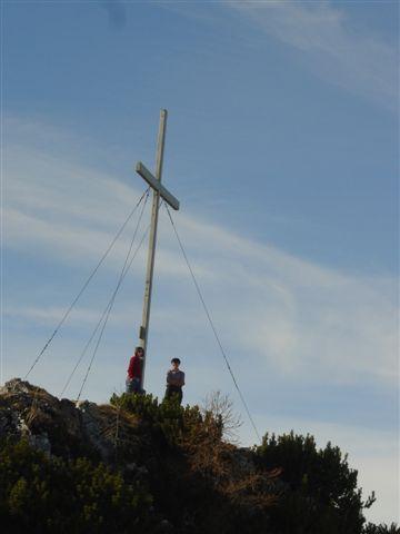 Foto: Alpinfreunde / Wander Tour / Von Gmunden auf den Zwillingskogel / 06.05.2007 06:40:46