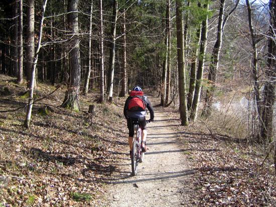 Foto: letsgoactive / Mountainbike Tour / Rund um den Untersberg / 06.05.2007 17:09:52