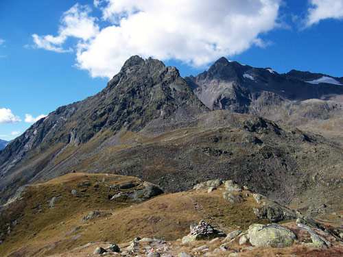Foto: vince 51 / Wandertour / Von Gries im Sulztal auf den Hohen Seeblaskogel (3235m) / 06.05.2007 17:13:41