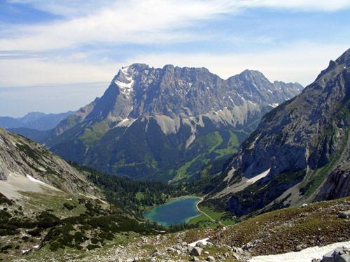 Foto: vince 51 / Wander Tour / Über den Hohen Gang zur Coburger Hütte und auf den Vorderen Drachenkopf (2302m) / 08.05.2007 22:16:47
