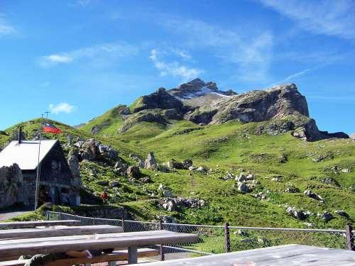 Foto: vince 51 / Wander Tour / Zwei-Gipfel-Rundtour / Naafkopf / 11.05.2007 23:18:57