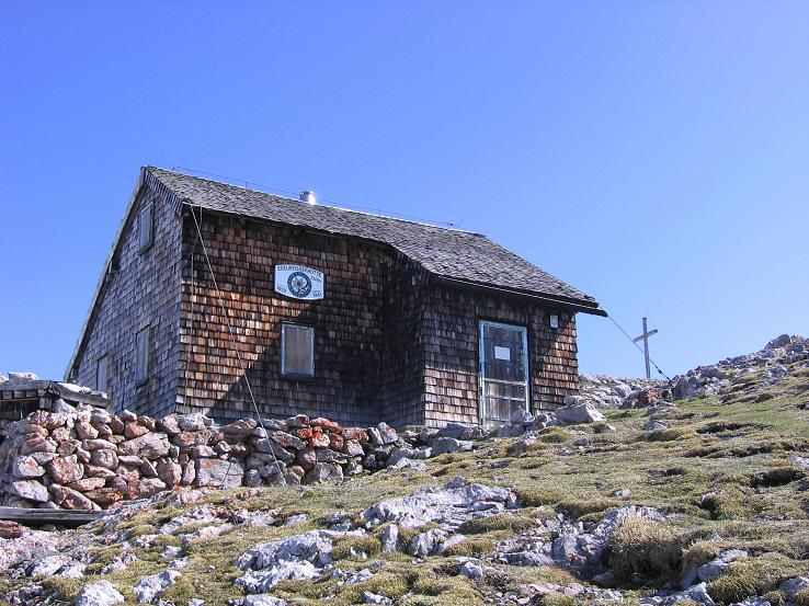 Foto: Andreas Koller / Wander Tour / Bleikogel - Runde (2411 m) / Edelweißhütte und Hinteres Streitmandl / 15.05.2007 01:19:03