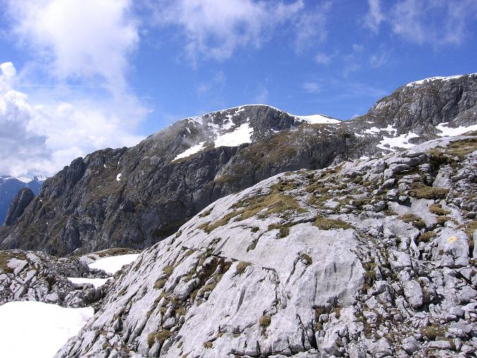 Foto: Andreas Koller / Wander Tour / Raucheck über die Hochthron-Leiter (2431 m) / Hiefler und Raucheck / 15.05.2007 01:47:50