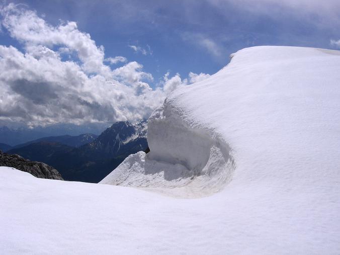 Foto: Andreas Koller / Wander Tour / Raucheck über die Hochthron-Leiter (2431 m) / Am Hiefler / 15.05.2007 01:49:19