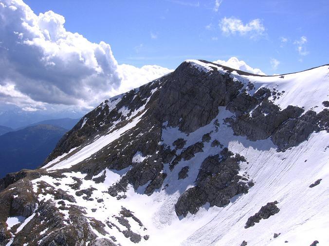 Foto: Andreas Koller / Wander Tour / Raucheck über die Hochthron-Leiter (2431 m) / Das Raucheck / 15.05.2007 01:50:34