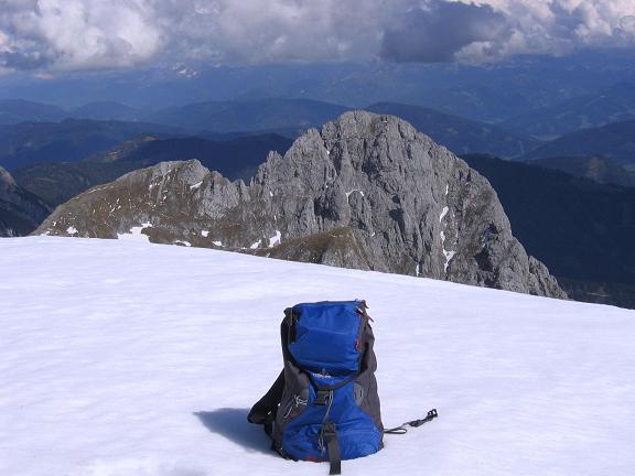 Foto: Andreas Koller / Wander Tour / Raucheck über die Hochthron-Leiter (2431 m) / Der Hochthron (2362 m) / 15.05.2007 01:51:10
