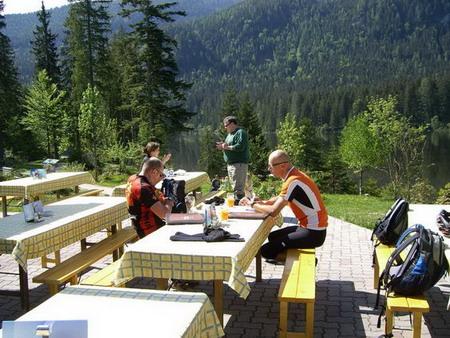 Foto: holdi / Mountainbike Tour / Dachsteinrunde (leichte Variante in 3 Tagen) / 15.05.2007 21:49:07
