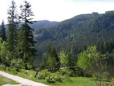 Foto: holdi / Mountainbiketour / Dachsteinrunde (leichte Variante in 3 Tagen) / 15.05.2007 21:53:18
