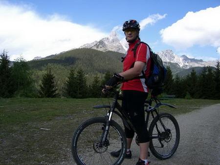 Foto: holdi / Mountainbiketour / Dachsteinrunde (leichte Variante in 3 Tagen) / 15.05.2007 21:54:38