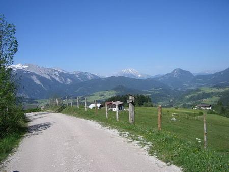 Foto: holdi / Mountainbiketour / Dachsteinrunde (leichte Variante in 3 Tagen) / 15.05.2007 21:55:20