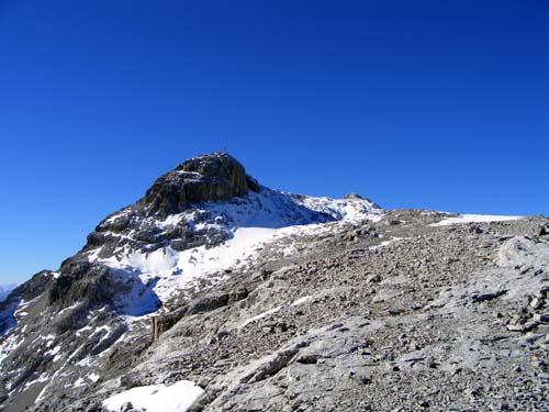 Foto: vince 51 / Wandertour / Von der Tilisunahütte auf die Sulzfluh (2818m) / Sulzfluhgipfel / 17.05.2007 16:08:35