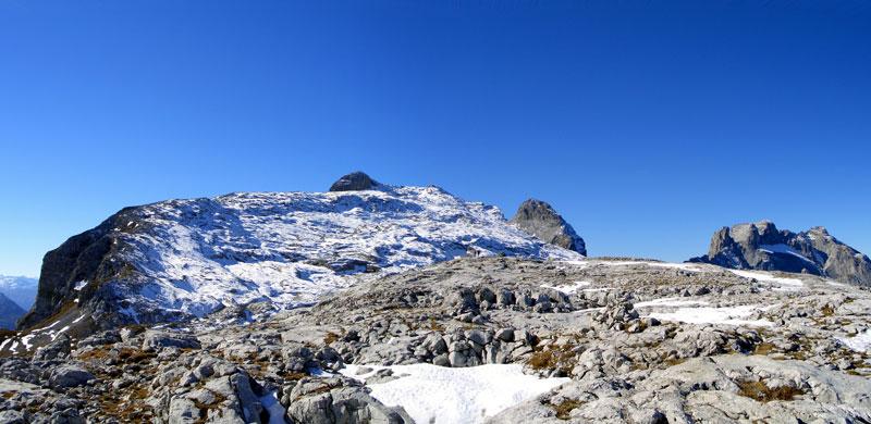 Foto: vince 51 / Wandertour / Von der Tilisunahütte auf die Sulzfluh (2818m) / auf den