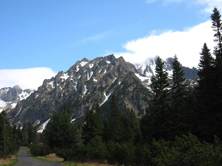 Foto: Andreas Koller / Wandertour / Rysy - Paradeberg der Hohen Tatra (2503 m) / Anstieg zum Popradske pleso / 21.05.2007 18:51:22