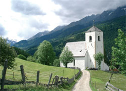 Foto: Tirol Werbung / Wander Tour / Adlerweg Etappe O 01 - Dem Himmel nahe / 26.07.2007 10:31:44