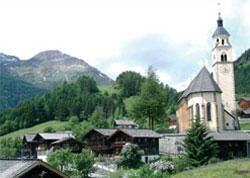 Foto: Tirol Werbung / Wander Tour / Adlerweg Etappe O 03 - Zum Schmuckstück des Virgentals / 26.07.2007 10:33:08