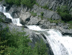 Foto: Tirol Werbung / Wander Tour / Adlerweg Etappe O 05 - Fantastische Wasserspiele / 26.07.2007 10:34:45
