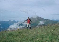 Foto: Tirol Werbung / Wander Tour / Adlerweg Etappe O 07 - Berge Denken / 26.07.2007 10:36:22