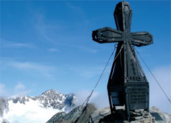Foto: Tirol Werbung / Wander Tour / Adlerweg Etappe O 17 - Jenseits der 3000 / 26.07.2007 10:45:53