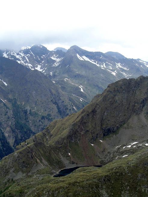 Foto: Andreas Koller / Wander Tour / Gummaberg und Kreuzhöhe (2566 m) / Der Piendl See hoch über dem Göriachtal / 28.05.2007 10:42:42