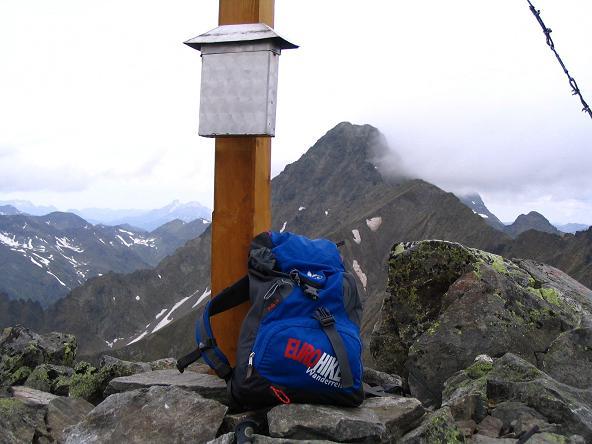 Foto: Andreas Koller / Wander Tour / Gummaberg und Kreuzhöhe (2566 m) / Kreuzhöhe-Gipfel und Kasereck (2740 m) / 28.05.2007 10:41:22