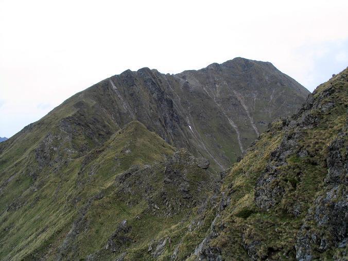 Foto: Andreas Koller / Wander Tour / Gummaberg und Kreuzhöhe (2566 m) / Der lange Grat auf die Kreuzhöhe / 28.05.2007 10:37:59