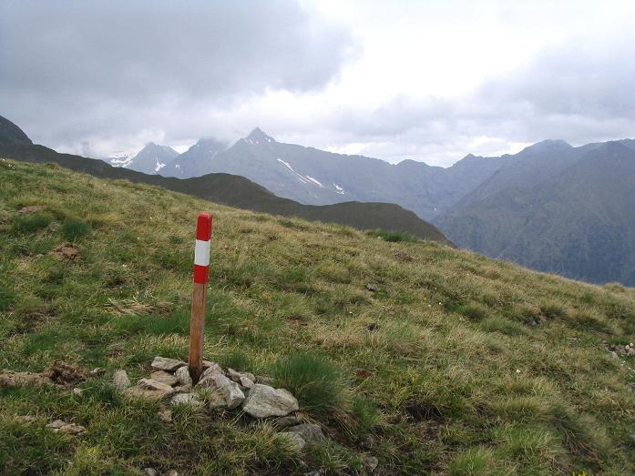 Foto: Andreas Koller / Wander Tour / Gummaberg und Kreuzhöhe (2566 m) / Von der Gumma S-Flanke ins Herz der Schladminger Tauern / 28.05.2007 10:45:33