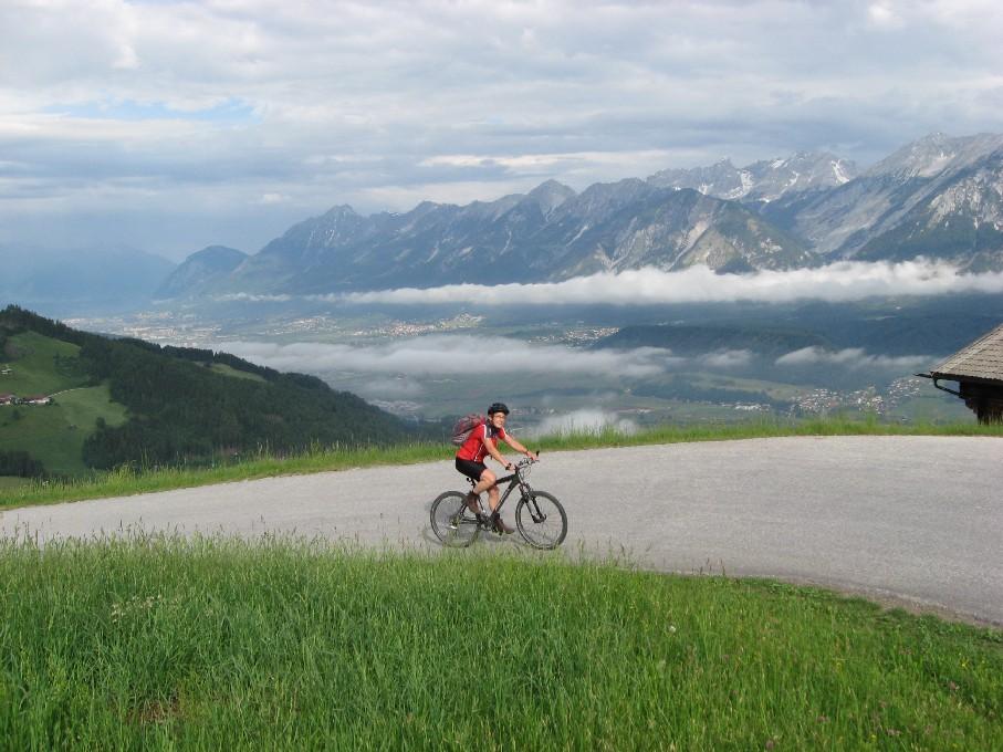 Foto: mucho / Mountainbiketour / Kreuztaxen - Herrenalm / Wattenberg / 29.05.2007 14:57:39