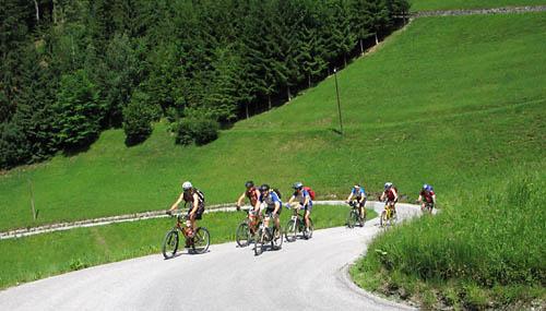 Foto: Lenswork.at / Ch. Streili / Mountainbike Tour / Alpbach - Bischoferalm - Holzalm (Route: 304 MTB Tour tiris) / 02.07.2007 13:44:20