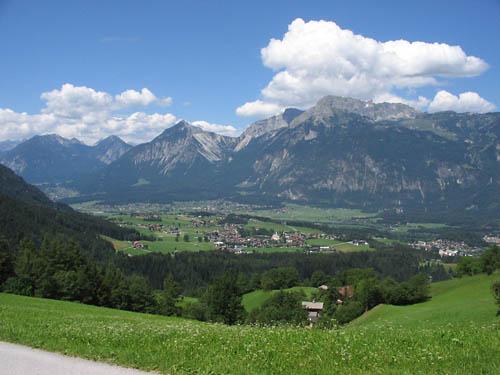 Foto: Lenswork.at / Ch. Streili / Mountainbike Tour / Alpbach - Bischoferalm - Holzalm (Route: 304 MTB Tour tiris) / 02.07.2007 13:44:35