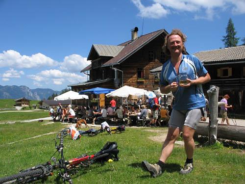 Foto: Lenswork.at / Ch. Streili / Mountainbike Tour / Alpbach - Bischoferalm - Holzalm (Route: 304 MTB Tour tiris) / 02.07.2007 13:44:41
