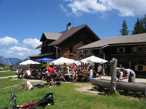 Foto: Lenswork.at / Ch. Streili / Mountainbike Tour / Alpbach - Bischoferalm - Holzalm (Route: 304 MTB Tour tiris) / 02.07.2007 13:44:47
