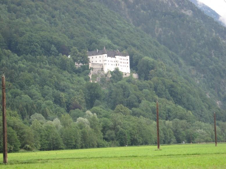 Foto: mucho / Mountainbike Tour / Georgenberg / Schloss Tratzberg, ab 10 Uhr Führungen / 30.05.2007 16:46:08