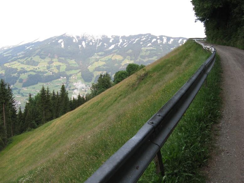 Foto: mucho / Mountainbike Tour / Hansletalm / Blick aus dem Kaiserlochgraben zum Spieljoch / 31.05.2007 21:39:17