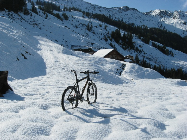 Foto: mucho / Mountainbike Tour / Hansletalm /