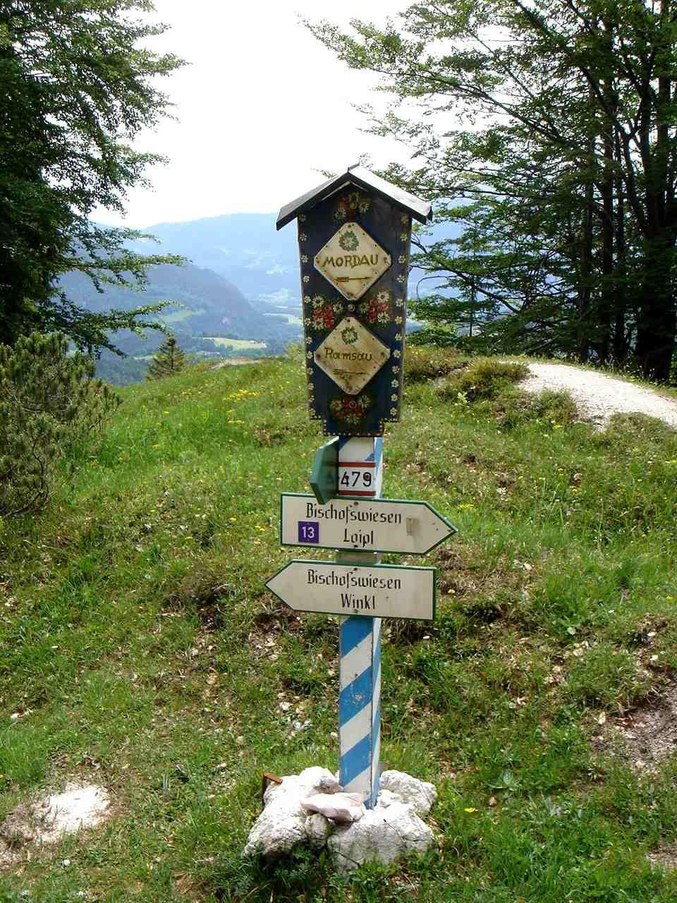 Foto: Manfred Karl / Wander Tour / Törlkopf, 1704 m /
