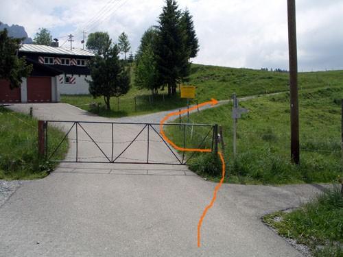 Foto: vince 51 / Wander Tour / Auf den Sorgschrofen (1638m) / 03.06.2007 21:30:50
