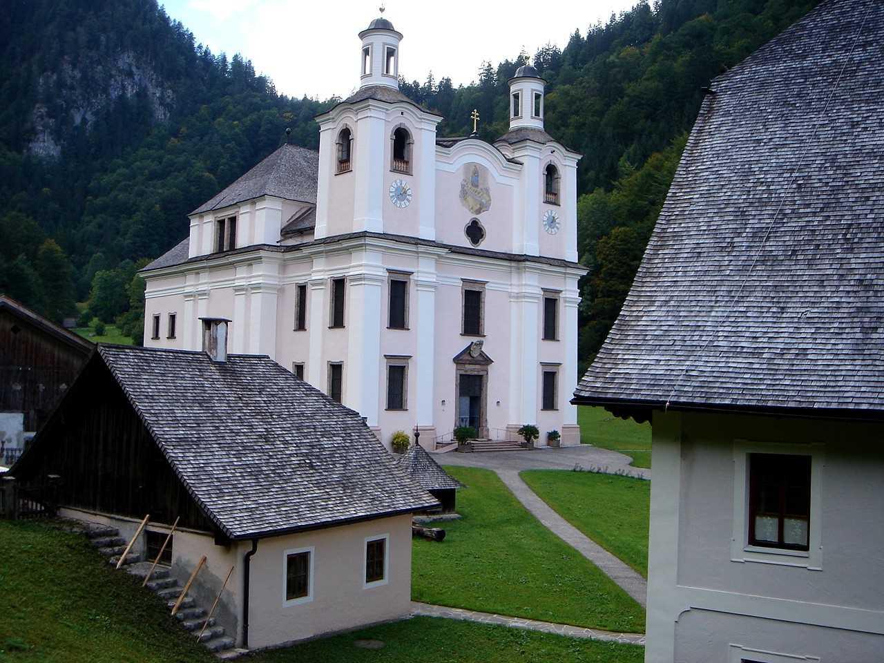Foto: Manfred Karl / Wander Tour / Großes Ochsenhorn über Schärdinger Steig / Kirchental ist der Ausgangspunkt der Tour. / 16.06.2007 00:19:35