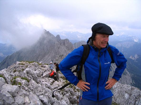 Foto: Andreas Koller / Wander Tour / Über die Gsollhütte auf die TAC-Spitze (2019 m) / Auf der TAC-Spitze / 07.06.2007 22:59:17