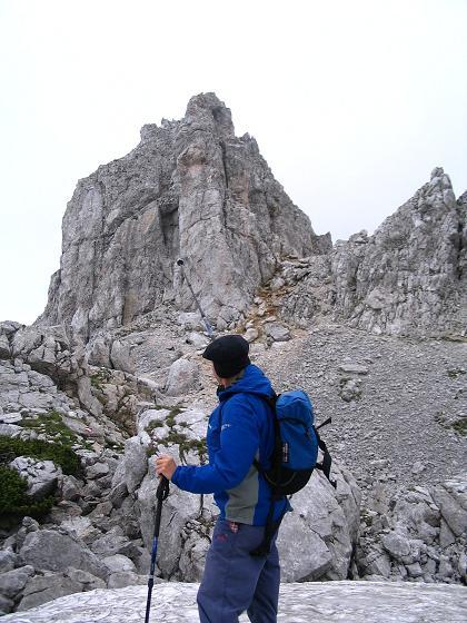 Foto: Andreas Koller / Wander Tour / Über die Gsollhütte auf die TAC-Spitze (2019 m) / Unterhalb der TAC-Spitze / 07.06.2007 23:00:28